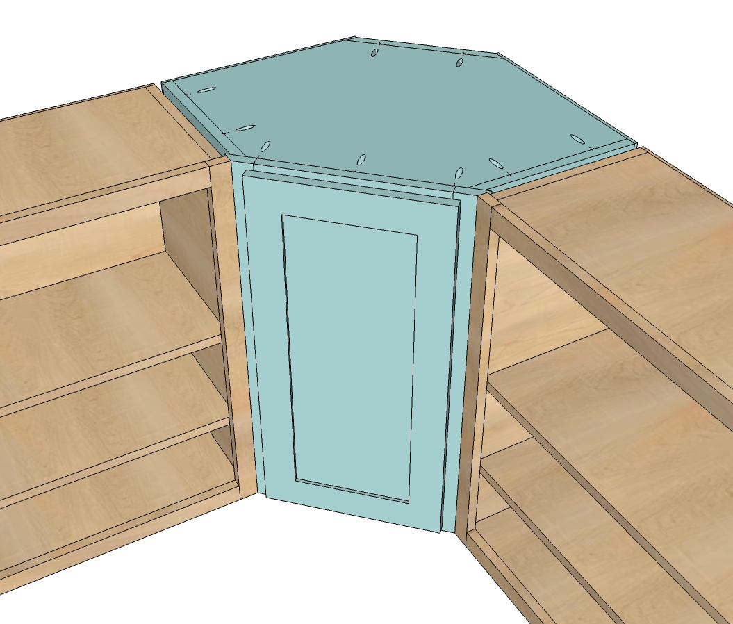 Learn to Build Your Own Kitchen Cabinets