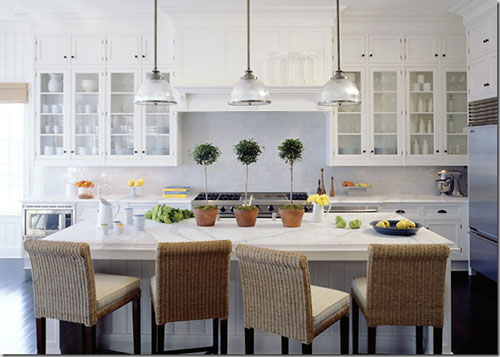 Great Frosted Glass Kitchen Cabinets