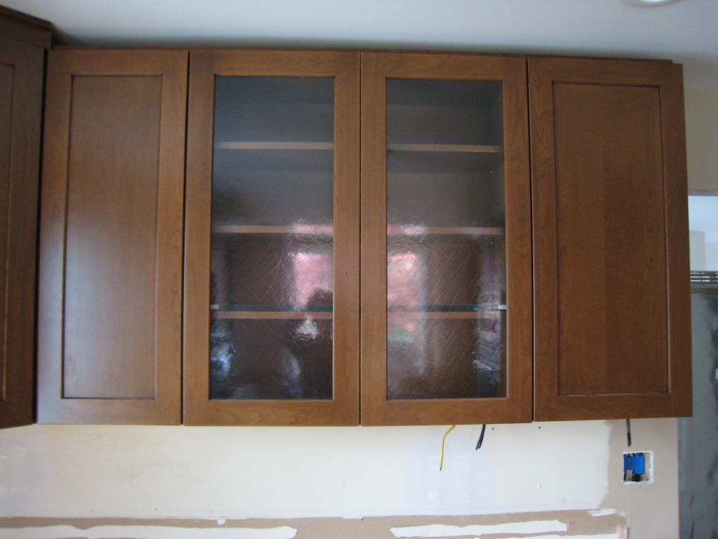Cabinets Glass Inserts Cabinets Kitchen Cabinets Second