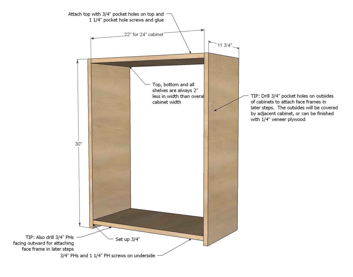 Plan how to build kitchen cabinets 2016 - How to build a kitchen cabinet from scratch ...