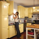Learn How To Paint Kitchen Cabinets