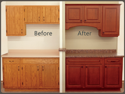 Learn How To Reface Kitchen Cabinets