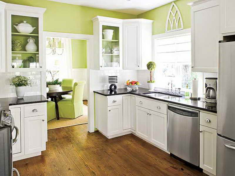 Clean Ideas For Kitchen Cabinets