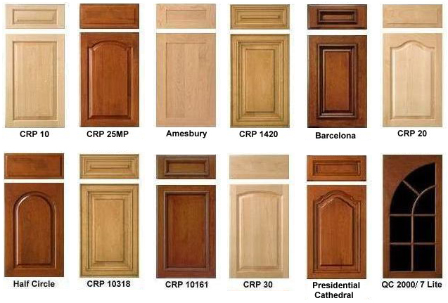 Great kitchen cabinet door styles 2016 for Kitchen cabinet styles