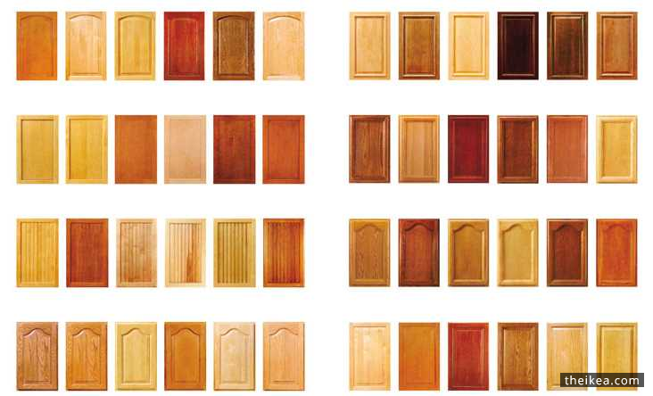 Choose Kitchen Cabinet Doors For Sale