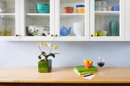 Charming Kitchen Cabinet Doors With Glass