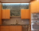 Wood Kitchen Cabinet Glass Doors