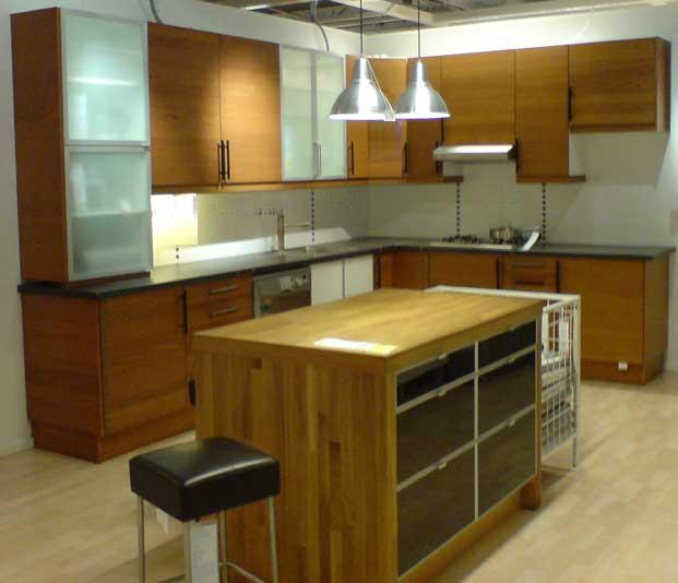 Useful Kitchen Cabinet Island