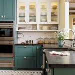 Green Kitchen Cabinet Paint Colors