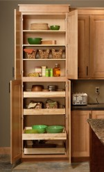 Lovely Kitchen Cabinet Pantry
