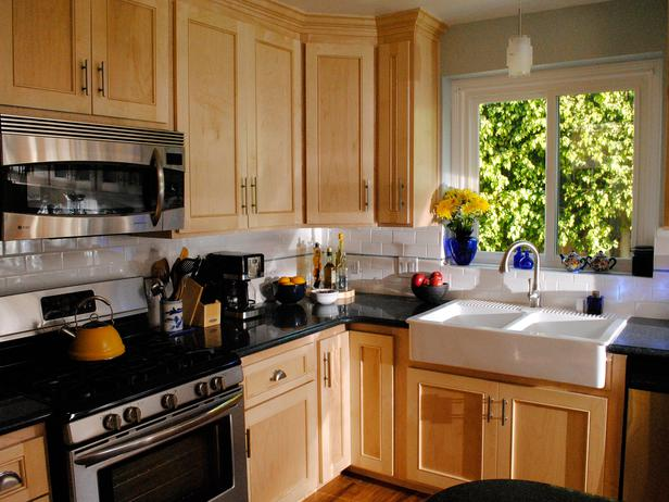 Gorgeous Kitchen Cabinet Remodeling