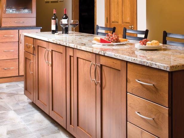 Moderate Kitchen Cabinet Styles