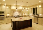 Bright Kitchen Cabinets Design Ideas