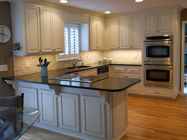 Fine Kitchen Cabinets Refacing