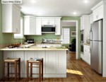 Divine Kitchen Cabinets White