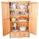 Useful Kitchen Pantry Cabinets