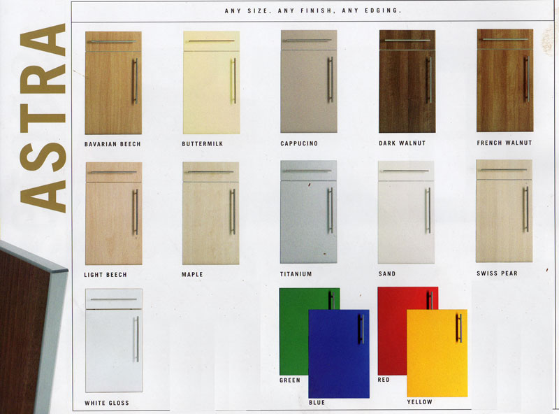Beauteous New Doors For Kitchen Cabinets
