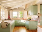 Light Paint Colors For Kitchen Cabinets
