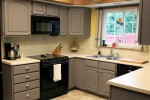 Unique Painted Kitchen Cabinets