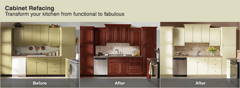 Useful Refacing Kitchen Cabinets Cost