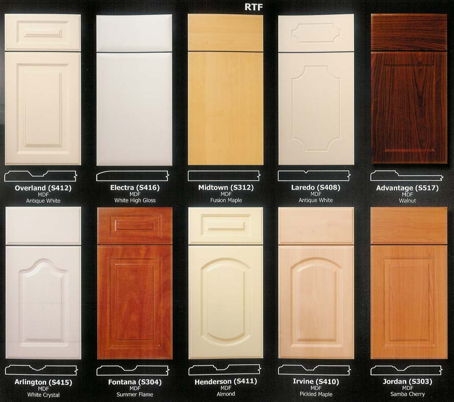 Replacement Kitchen Cabinet Door Fronts