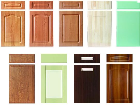 Choices Of Replacement Kitchen Cabinet Doors 2016
