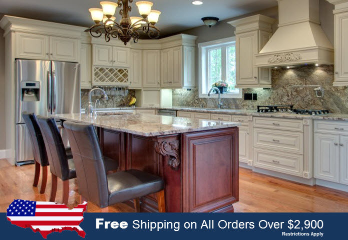 Good Rta Kitchen Cabinets Free Shipping