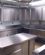 Great Stainless Steel Kitchen Cabinet Doors