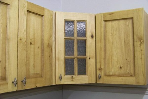 Good Unfinished Oak Kitchen Cabinets