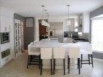 Clean White Kitchen Cabinets Photos