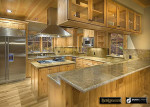 Complete Custom Kitchen Cabinets