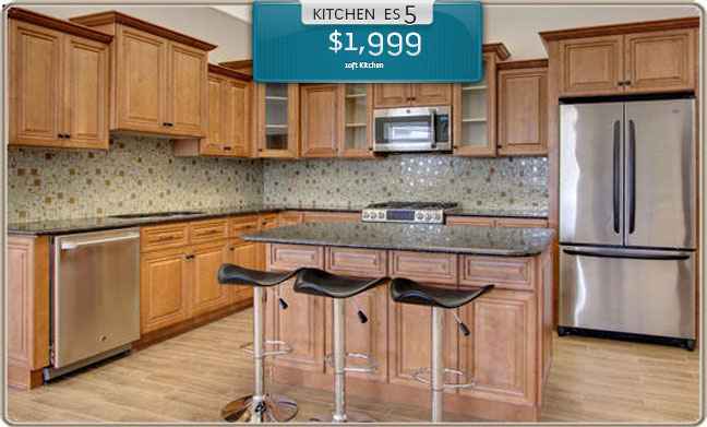 Es 5 discount kitchen cabinets 2016 for Bargain kitchen cabinets