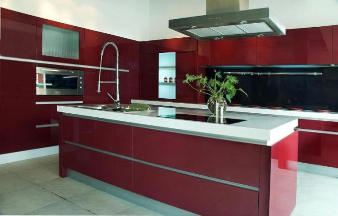 Amazing European Kitchen Cabinets