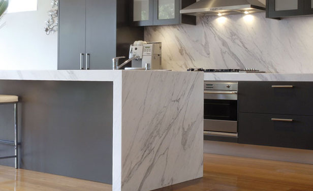 Marble kitchen cabinet makers 2016 for Kitchen cabinet makers