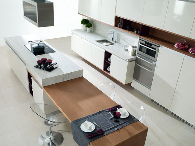 Marvelous Modern Kitchen Designs