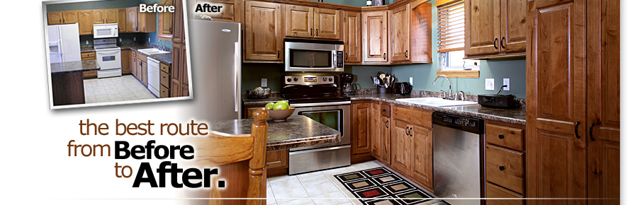 Best Refacing Cabinets