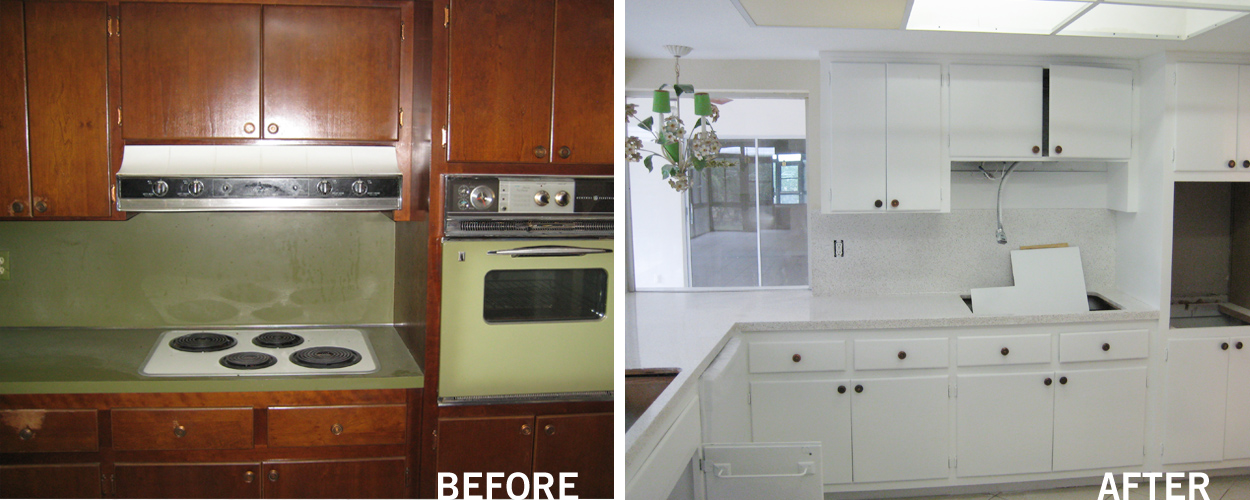 Exquisite Refinishing Kitchen Cabinets