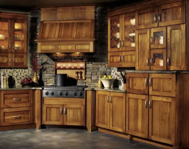 Fabulous Rustic Kitchen Cabinets