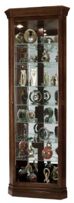 Howard Miller 680-483 Drake Curio Cabinet by