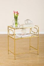 Statements by J T114 Iris Side Table