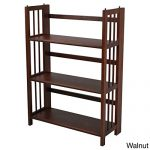 Metro Shop Folding Stackable Bookcase 27.5W