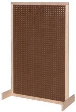 Steffy Wood Products Pegboard Room Divider