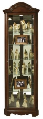 Howard Miller 680-495 Murphy Curio Cabinet by