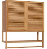 Louver 24″ x 28″ Wall Mounted Cabinet