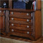 Hooker Furniture Lateral File in Clear Cherry Finish