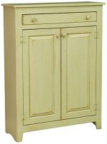 Chelsea Home Furniture Ruth Pie Safe Cabinet