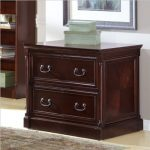 Martin Furniture Mount View 2 Drawer Lateral File Cabinet – Fully Assembled
