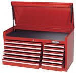 Stanley Proto J444119-12RD 440SS 41-Inch Top Chest, 12 Drawer, Red