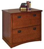 kathy ireland Home by Martin Mission Pasadena 2-Drawer Lateral File Cabinet – Fully Assembled